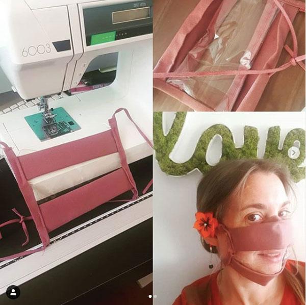 Covid19 : Un masque transparent pour les malentendants