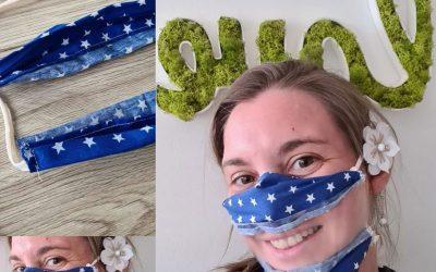 Odiora vous offre un masque visière pour tout achat sur notre site internet