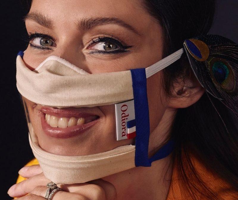 Comment bien utiliser et laver son Masque Transparent Sourire®
