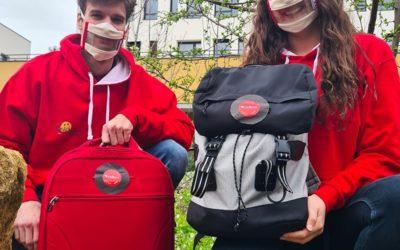 Pékin Express choisit les Masques Transparents Sourire®